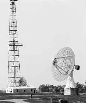 Kennedy Dish in 1960s
